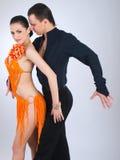 Tancerze Fotografia Royalty Free
