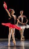 Tancerze Fotografia Stock