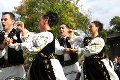tancerze Zdjęcie Stock