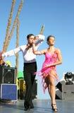tancerze Obrazy Stock