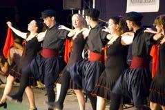 tancerze greccy Obrazy Royalty Free