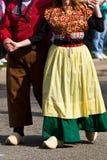 tancerze holenderscy Zdjęcie Stock