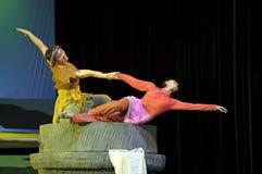 tancerze nowożytni Zdjęcie Stock