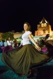 tancerze średniowiecznych Fotografia Stock