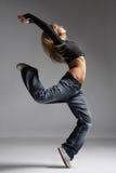 tancerzem. zdjęcia stock