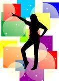tancerzem. Obrazy Royalty Free