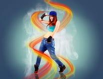 tancerzem Zdjęcie Royalty Free
