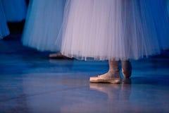 tancerzy baletniczy kapcie Zdjęcia Royalty Free