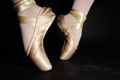 tancerzy cieki Obrazy Royalty Free