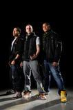 tancerzy hip hop target996_0_ Obraz Stock