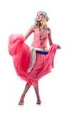 Tancerzy tanowie dancingowi hiszpańscy Obraz Stock