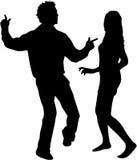 Tanczyć ilustracja wektor