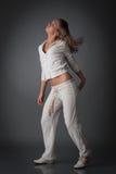 tanczy nowożytnego zdjęcie royalty free