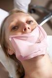 tand- behandling fotografering för bildbyråer