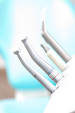 tand- hjälpmedel Arkivbild