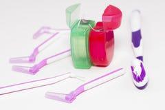 tand- hygien royaltyfria bilder