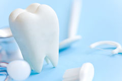 tand- hygien för bakgrund Royaltyfri Fotografi