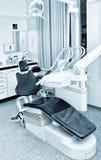 Tand instrument.cabinet aan stomatologies Stock Afbeeldingen