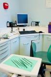 Tand- kirurgi instrumenterar Fotografering för Bildbyråer