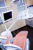 tand- kontor för stol Arkivbilder
