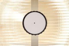 Tand- lampnärbild arkivfoto