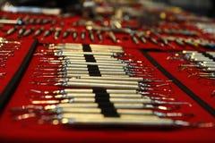 tand- utrustning Royaltyfria Bilder