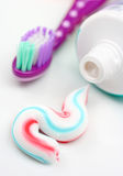 tand- utrustning arkivfoto