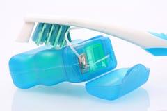 tand- utrustning Royaltyfri Fotografi