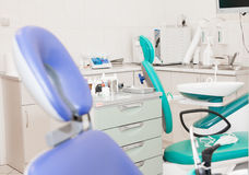 tandarts Royalty-vrije Stock Foto