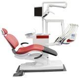 Tandarts Chair Royalty-vrije Stock Foto