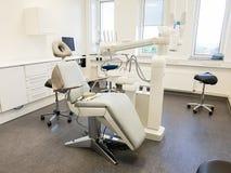 Tandartsbureau Orthodontisch model en tandartshulpmiddel royalty-vrije stock afbeeldingen