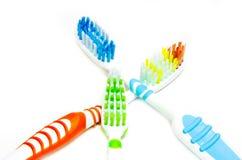 tandborstar Arkivbild