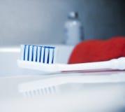 tandborste arkivfoton
