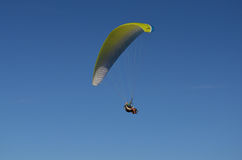Tandem Paraglide Royalty Free Stock Image