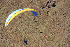 Tandem Paraglider Royalty Free Stock Images