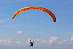 Tandem Paraglider Royalty Free Stock Photo