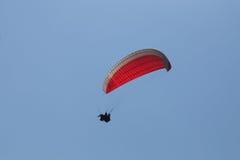 Tandem Paragliding Stock Photos