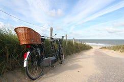 tandemcykel Royaltyfria Bilder