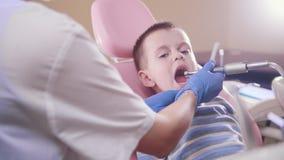 Tandheelkunde, geneeskunde  stock footage