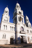 Tandil Cathedral Royalty Free Stock Images