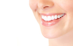 tandkvinna Arkivbilder