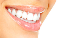 tandkvinna Arkivfoton