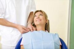 tandläkare arkivfoto