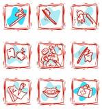 tandläkarekontor s Fotografering för Bildbyråer
