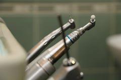 Tandläkarestomatologyhjälpmedel och utrustning Royaltyfri Fotografi