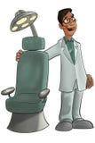 tandläkare Fotografering för Bildbyråer