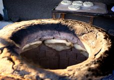 Tandoor oven Royalty Free Stock Photos
