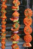tandoori蔬菜 库存照片