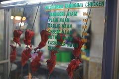 Tandoori鸡串 图库摄影