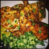 tandoori цыпленка Стоковая Фотография RF